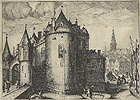 AMSTERDAM: Frisius, Old St. Anthony's Gate