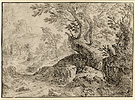 Meyer, Landscape with Trees