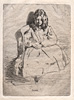 Whistler, Annie, Seated