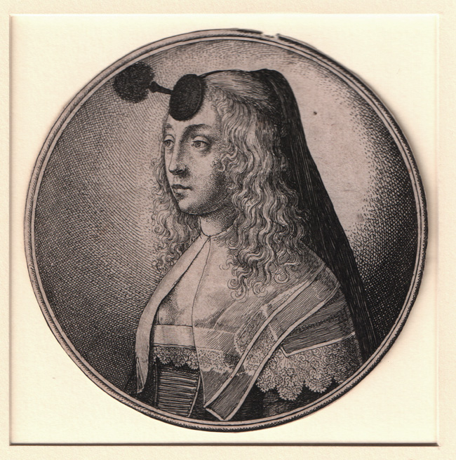 Hollar, Woman of Antwerp