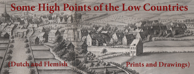 SOME HIGH POINTS OF THE LOW COUNTRIES